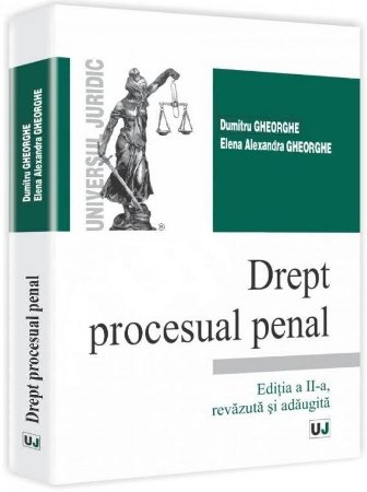 Imagine Drept procesual penal - editia a 2-a