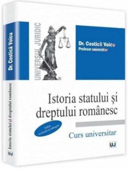 Imagine Istoria statului si dreptului romanesc - Curs universitar