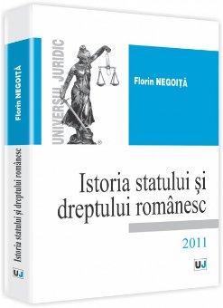 Imagine Istoria statului si dreptului romanesc -2011