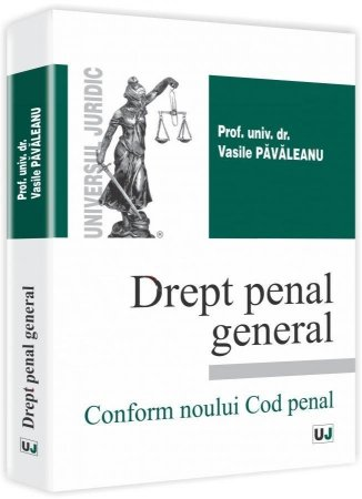 Imagine Drept penal general - Conform Noului Cod penal