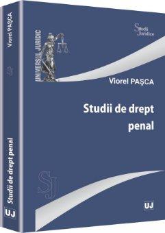 Imagine Studii de drept penal