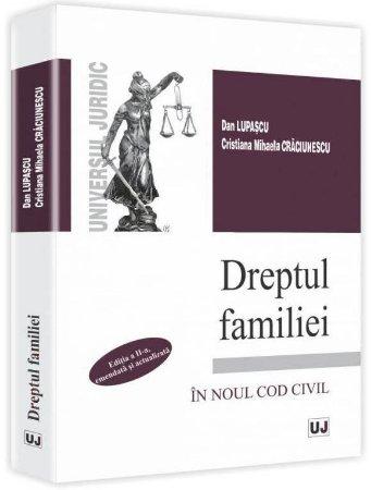 Imagine Dreptul familiei 2012 conform noului Cod Civil