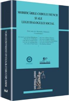 Imagine Modificarile Codului muncii si ale legii dialogului social