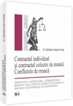 Imagine Contractul individual si contractul colectiv de munca. Conflictele de munca