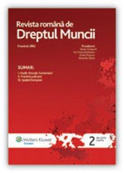 Imagine Revista romana de dreptul muncii, Nr. 2/2010