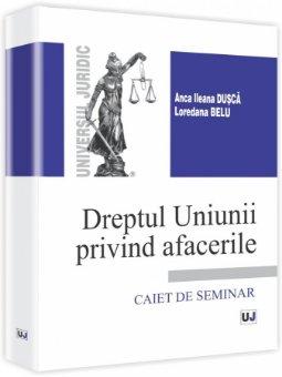 Imagine Dreptul Uniunii privind afacerile