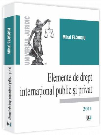 Imagine Elemente de drept international public si privat