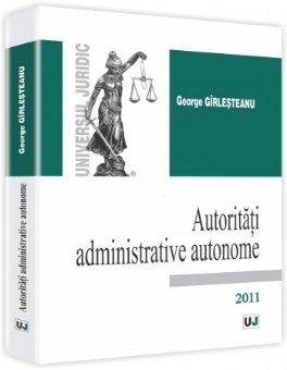 Imagine Autoritati administrative autonome