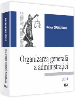 Imagine Organizarea generala a administratiei