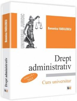 Imagine Drept administrativ - curs universitar 2011