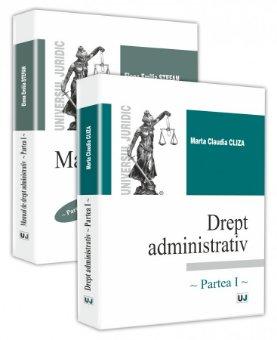 Imagine Curs si manual de drept administrativ. Partea I