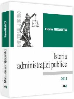 Imagine Istoria administratiei publice - 2011