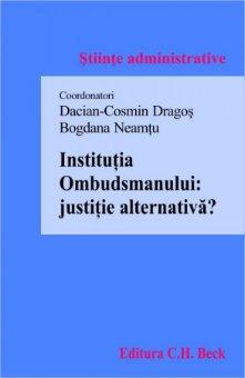 Imagine Institutia Ombudsmanului: justitie alternativa?