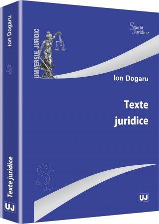 Imagine Texte juridice