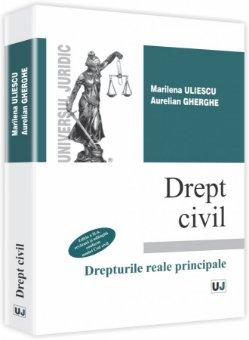 Imagine Drept civil - Drepturile reale principale - conform noului Cod Civil