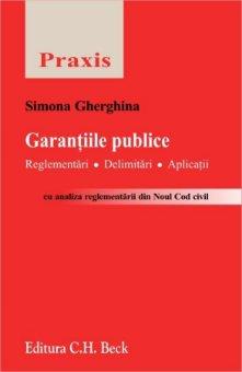 Imagine Garantiile publice. Reglementari. Delimitari. Aplicatii
