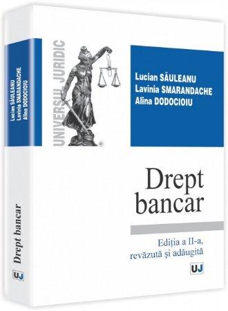 Imagine Drept bancar - curs univeristar - editia a 2-a