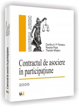 Imagine Contractul de asociere in participatiune