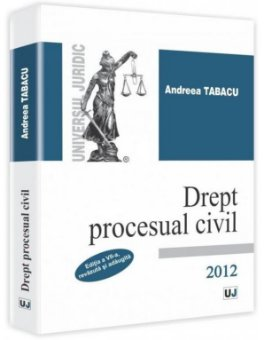 Imagine Drept procesual civil - 2012