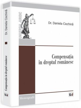 Imagine Compensatia in dreptul romanesc