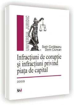 Imagine Infractiuni de coruptie si infractiuni privind piata de capital
