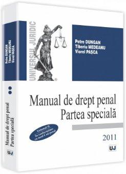 Imagine Manual de drept penal. Partea speciala. In conformitate cu noul Cod penal - Vol. II