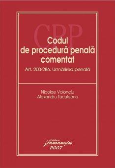 Imagine Codul de procedura penala. Urmarirea penala
