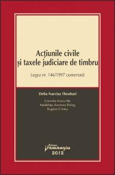Imagine Actiunile civile si taxele judiciare de timbru