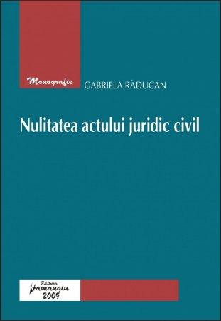 Imagine Nulitatea actului juridic civil