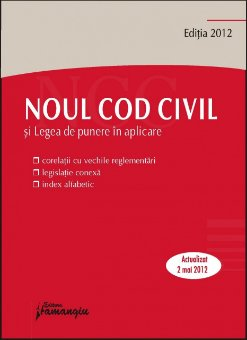 Imagine Noul cod civil 2.05.2012