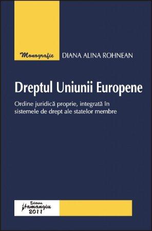Imagine Dreptul Uniunii Europene