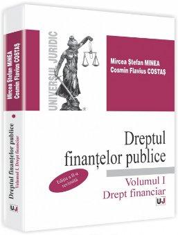 Imagine Dreptul finantelor publice. Vol I. Drept financiar