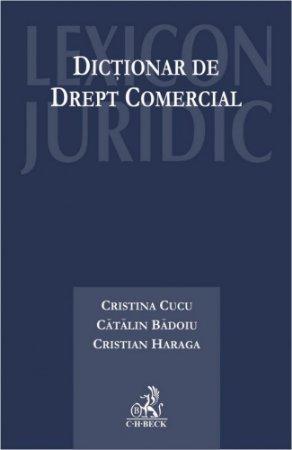 Imagine Dictionar de drept comercial