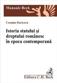 Imagine Istoria statului si dreptului romanesc in epoca contemporana