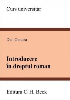 Imagine Introducere in dreptul roman