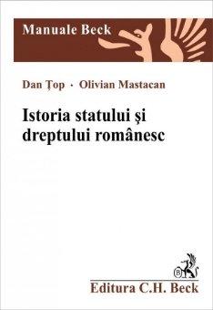 Imagine Istoria statului si dreptului romanesc