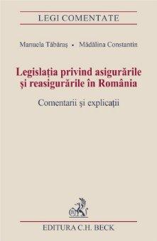 Imagine Legislatia privind asigurarile si reasigurarile in Romania