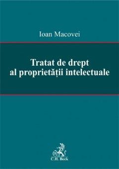 Imagine Tratat de drept al proprietatii intelectuale