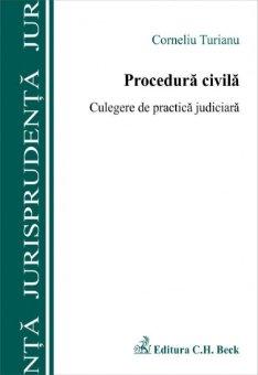 Imagine Procedura civila. Culegere de practica judiciara