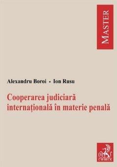 Imagine Cooperarea judiciara internationala in materie penala