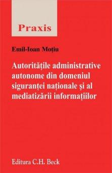 Imagine Autoritatile administrative autonome din domeniul sigurantei nationale si al mediatizarii informatiilor