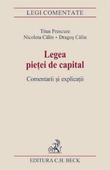 Imagine Legea pietei de capital. Comentarii si explicatii