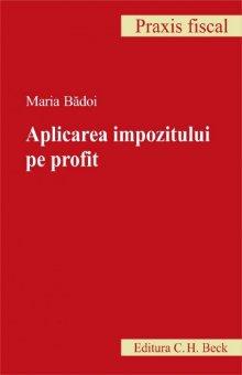 Imagine Aplicarea impozitului pe profit