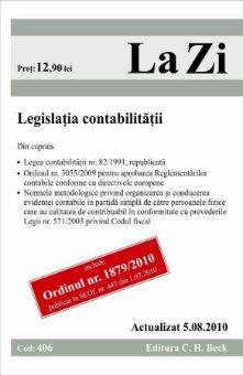 Imagine Legislatia contabilitatii