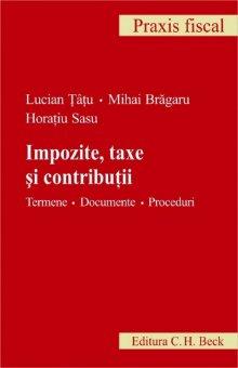 Imagine Impozite, taxe si contributii