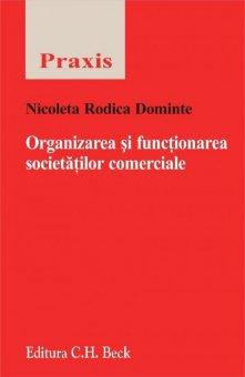 Imagine Organizarea si functionarea societatilor comerciale
