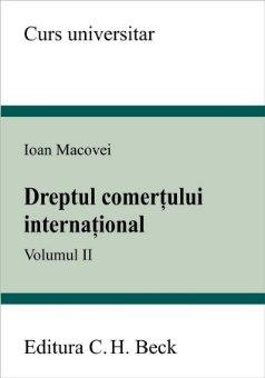 Imagine Dreptul comertului international - Volumul II
