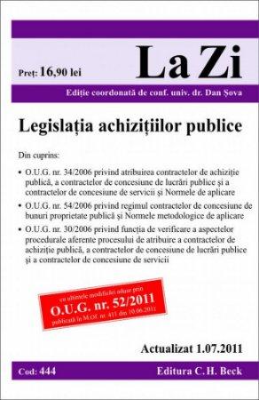 Imagine Legislatia achizitiilor publice