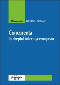 Imagine Concurenta in dreptul intern si european