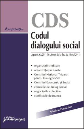 Imagine Codul dialogului social 13.05.2011